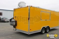 New Listing: https://www.usedvending.com/i/2017-8.5-x-20-Food-Concession-Trailer-for-Sale-in-Georgia-/GA-P-023Y 2017 - 8.5' x 20' Food Concession Trailer for Sale in Georgia!!!