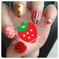 Sweet Christmas! | chichicho~ nail art addicts