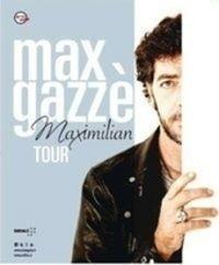 """#MAXGAZZE' con il #MAXIMILIANTOUR""""  per la prima volta al #PALALOTTOMATICA un tour spettacolare e interattivo che lancerà l'ultimo disco """"Mille Volte Ancora"""".  ."""
