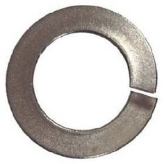 Hillman Fasteners 100Pk3/8 Ss Lock Washer 830670 Washers Lock Stainless by Hillman Fasteners. $5.03. 100 Pack 3/8', Stainless Steel, Medium Split, Lock Washer.. Save 64% Off!