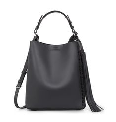 ALLSAINTS | Kepi leather bag