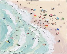 Check out 'Beach (17.1.16)' by Sally West at KAB Gallery
