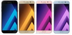 Render Terbaru Samsung Galaxy A5 (2017) Hadir dalam 4 Warna, Spesifikasi RAM 3 GB – Eratekno News