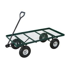 1 000 Lb Mesh Deck Steel Wagon Harbor Freight Toolsgarden