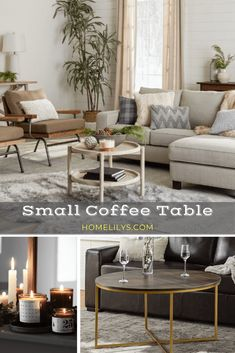 small coffee tables for small apartment Small Coffee Table, Coffee Table With Storage, Coffee Tables, Condo Decorating, Interior Decorating, Interior Design, Decorating Ideas, Home Organization Hacks, Organizing Your Home