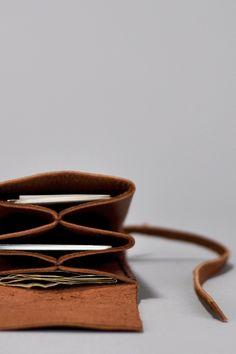 Little Old Wallet @ louisegoods.com