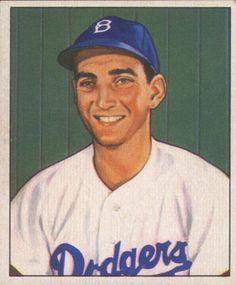 1950 Bowman Ralph Branca