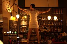 """I love to love"" metallic party dress  cross6 by Venetia Ioakim"