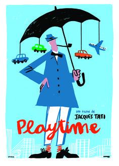 Jacques Tati - Playtime - JoaoFazenda