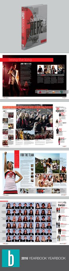 TEXT WRAPPING WITH BODY COPY ON CUTOUTS AND SPORTS PAGES  THE ARENA, Legacy High School, Mansfield, Texas
