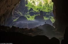 Hidden Underground Cave In Vietnam Turns Out To Be A Portal To A Whole New World - The Native People