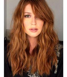 10 vezes que o cabelo de Marina Ruy Barbosa brilhou mais que o sol e a beleza disciplinada da ruivinha