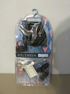 MATTEL TEEN TRENDS NIGHT OUT BLUE DRESS SET NEW FITS 16 INCH FASHION DOLLS! | eBay
