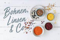 Iss mehr Hülsenfrüchte! Wir lieben Bohnen, Linsen & Co. und zeigen dir, wie du Hülsenfrüchte ganz easy selber kochst und unsere Lieblingsrezepte ❤️
