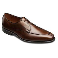 Parkway - Moc-toe Lace-up Mens Dress Shoes by Allen Edmonds