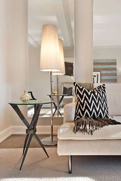 Get design tips for making inexpensive look like it cost a whole lot more.