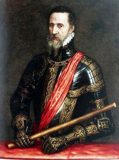 Gran Duque de Alba. Palacio de Liria . Madrid