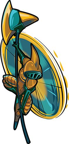 Shovel Knight | Hoverhaft