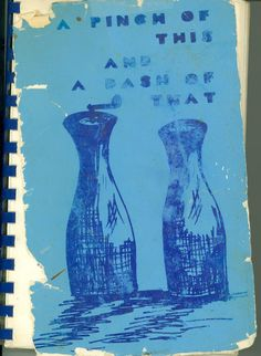 October 2013: Two Sisterhood cookbooks, 1950s. Click through to see what can be learned about a time period by perusing its cookbooks!