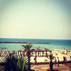 #telaviv beach. #Israel