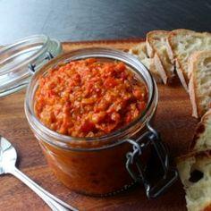 Bomba Calabrese (Spicy Calabrian Pepper Spread) - Allrecipes.com