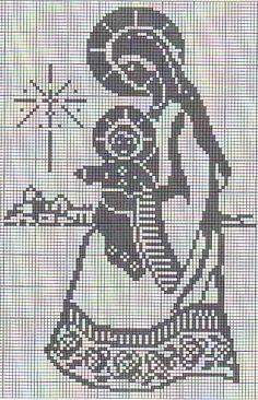 crochet book - 101 Filet Crochet Charts - Raissa Tavares - Álbuns da web do Picasa Filet Crochet Charts, Crochet Motifs, Cross Stitch Charts, Crochet Doilies, Cross Stitch Patterns, Crochet Patterns, Cross Stitching, Cross Stitch Embroidery, Embroidery Patterns