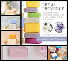 Indulge yourself in a full range of fragrances meticulously fashioned in Provence. French Soap, Luxury Soap, Best Soap, Home Fragrances, Body Lotion, Provence, Bath And Body, Skincare, Range