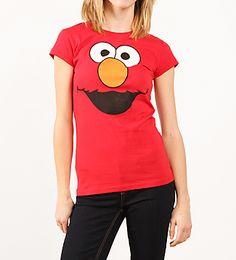 Forever 21 Elmo shirt <3