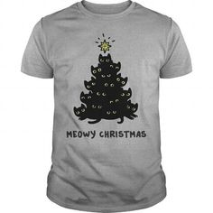 Merry Meowy Christmas Cat Tree