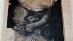 Ernest Pignon Ernest - Art Urbain - Ingres et les Modernes