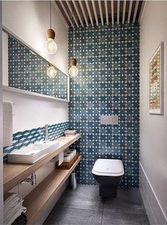 banheiro pequeno arquitrecos via achados de decoração