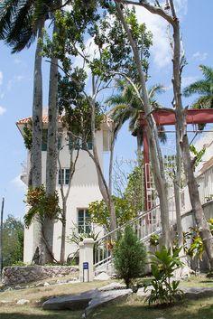 Hemingway's Finca La Vigia in San Francisco de Paula, Cuba