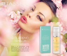 Colágeno tensor de Tassel cosmetics