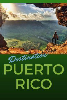Destination • Puerto Rico