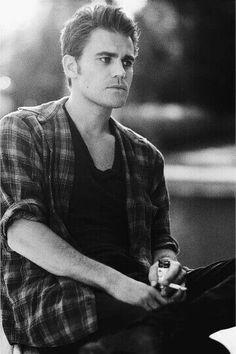 Paul Wesley (Stefan Salvatore in The Vampire Diaries)