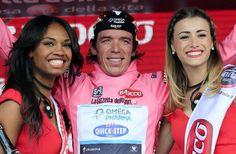 Giro D'Italia Miss Balocco - maglia Rosa 2014