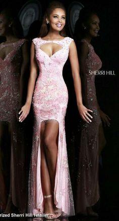 Sherri Hill Dress 9710 | Terry Costa Dallas @Terry Song Costa #sherrihill