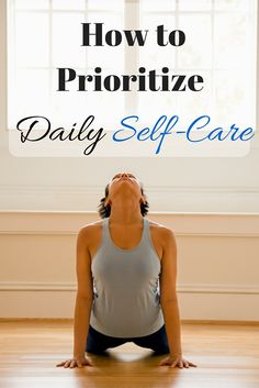 Do you prioritize SELF-CARE? You can better LIVE your LIFE if you are refreshing and rejuvenating your MIND, BODY, and SOUL each day. Here's a great strategy to help you start taking care of yourself!
