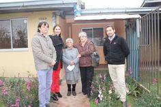 La Gobernadora de la Provincia de Linares Claudia Aravena, y el Delegado Provincial Rafael Viguera, indicaron que en la comuna son 14 los adultos mayores…