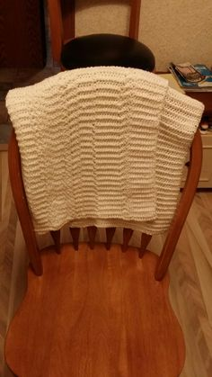 White baby buggy blanket. SOLD Baby Buggy, Vanity Bench, Blankets, Stool, Furniture, Home Decor, Decoration Home, Room Decor, Strollers