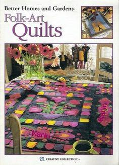 Folk-Art Quilts - Marcia Regina - Picasa Web Albums...