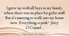Jerry O'Connell Quotes About Amazing - 2754