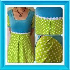 1c04fc390e71 De 9 mest populære billeder fra Sy selv - Margot inspireret kjoler ...