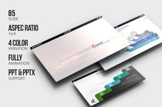 Everest Powerpoint Template by izzatunnisa on Creative Market
