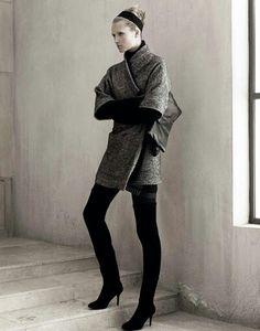 Invierno#botas#abrigo