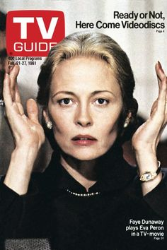TV Guide Magazine: The Cover Archive 1953 - today! Nbc Tv, Faye Dunaway, Pose Reference Photo, Cool Magazine, Tv Land, Great Tv Shows, Vintage Tv, Tv Guide, Classic Tv