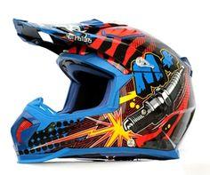 MASEI M+ 315 ATV MOTOCROSS MOTORCYCLE KTM YAMAHA DIRTBIKE HELMET