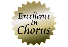 """EXCELLENCE IN CHORUS Gold Seals - 2"""" Pkg. of 60. Band Director, Music Awards, Seals, Gold Bands, Seal, Harbor Seal"""
