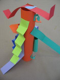 paper connection art | Paper Sculpture