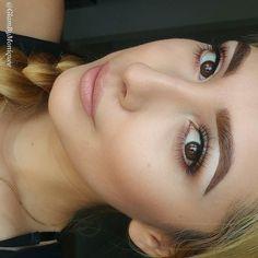"""Neutrals @glambymoniquee  Pure Hollywood Liquid Lipstick  #anastasiabeverlyhills"""